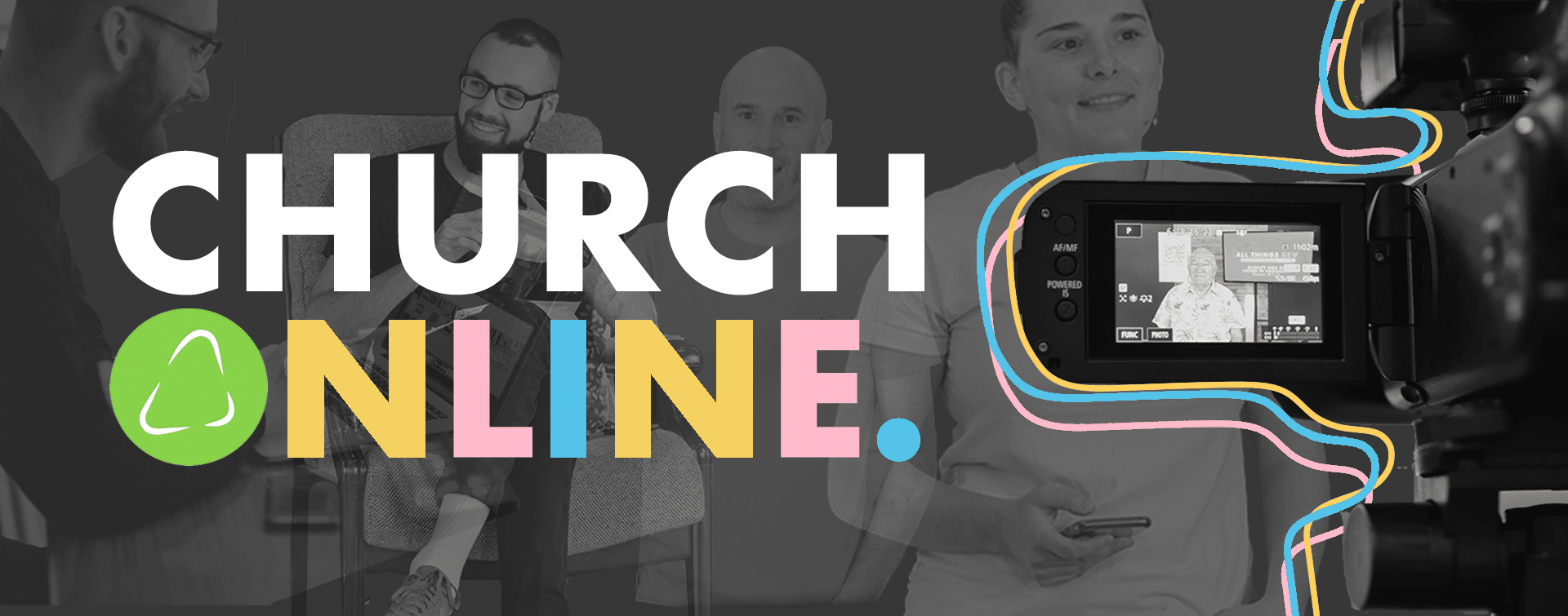 church online banner - HOME
